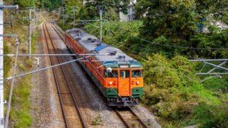 ローカル線 113系