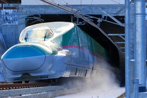北海道新幹線 はやぶさ